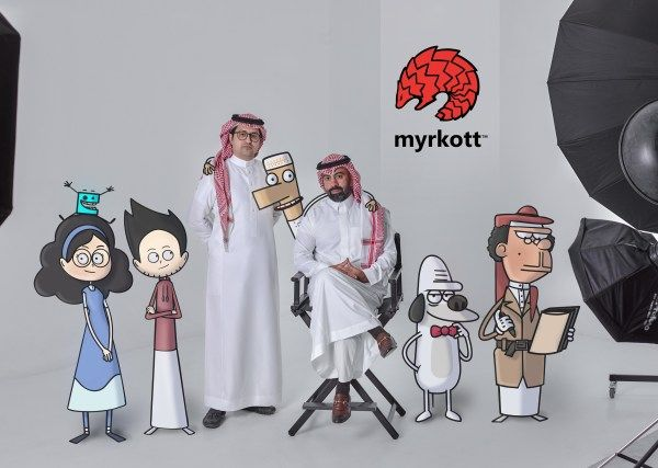 Netflix Inks Five-Year Partnership with Saudi Studio Myrkott