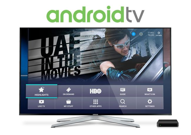 Mirada to showcase Android TV custom launcher at CABSAT