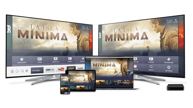 Mirada to deploy Iris for Plataforma Multimedia de Operadores in Spain