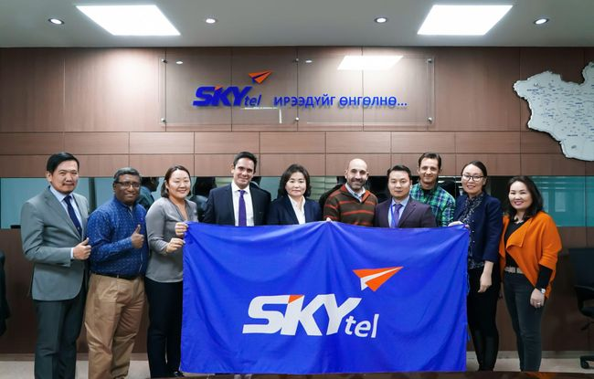 Mirada takes Mongolia OTT with Skytel