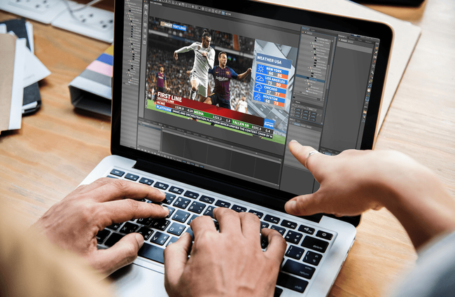 New Dalet Cube NG Powers Broadcast Graphics Workflows for Teleticino and IB3aster-news-and-richer-stories
