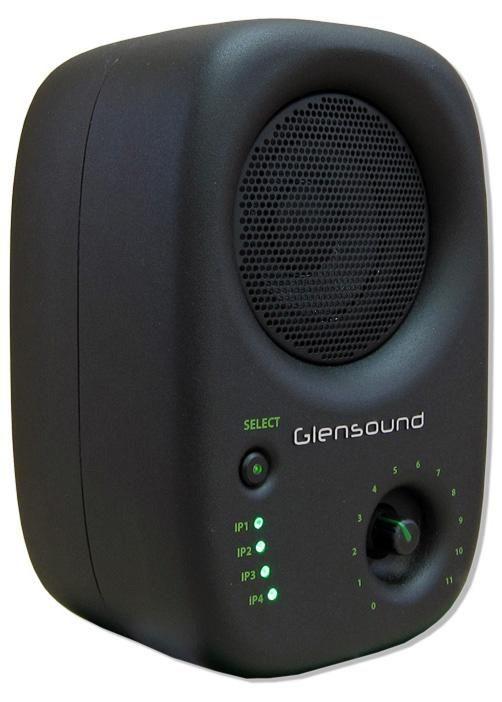 The new Glensound Dante speaker is simply Divine