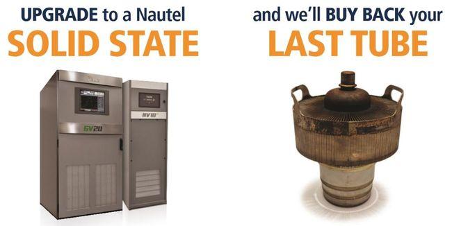 Nautel Announces Last Tube Buyback Promotion