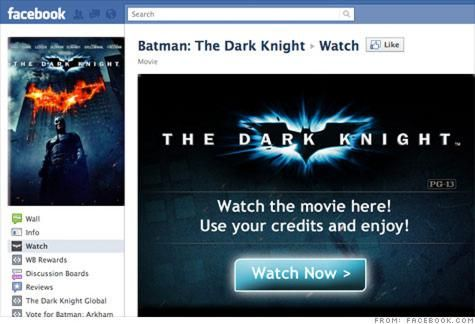 Facebook Watch will consider movies