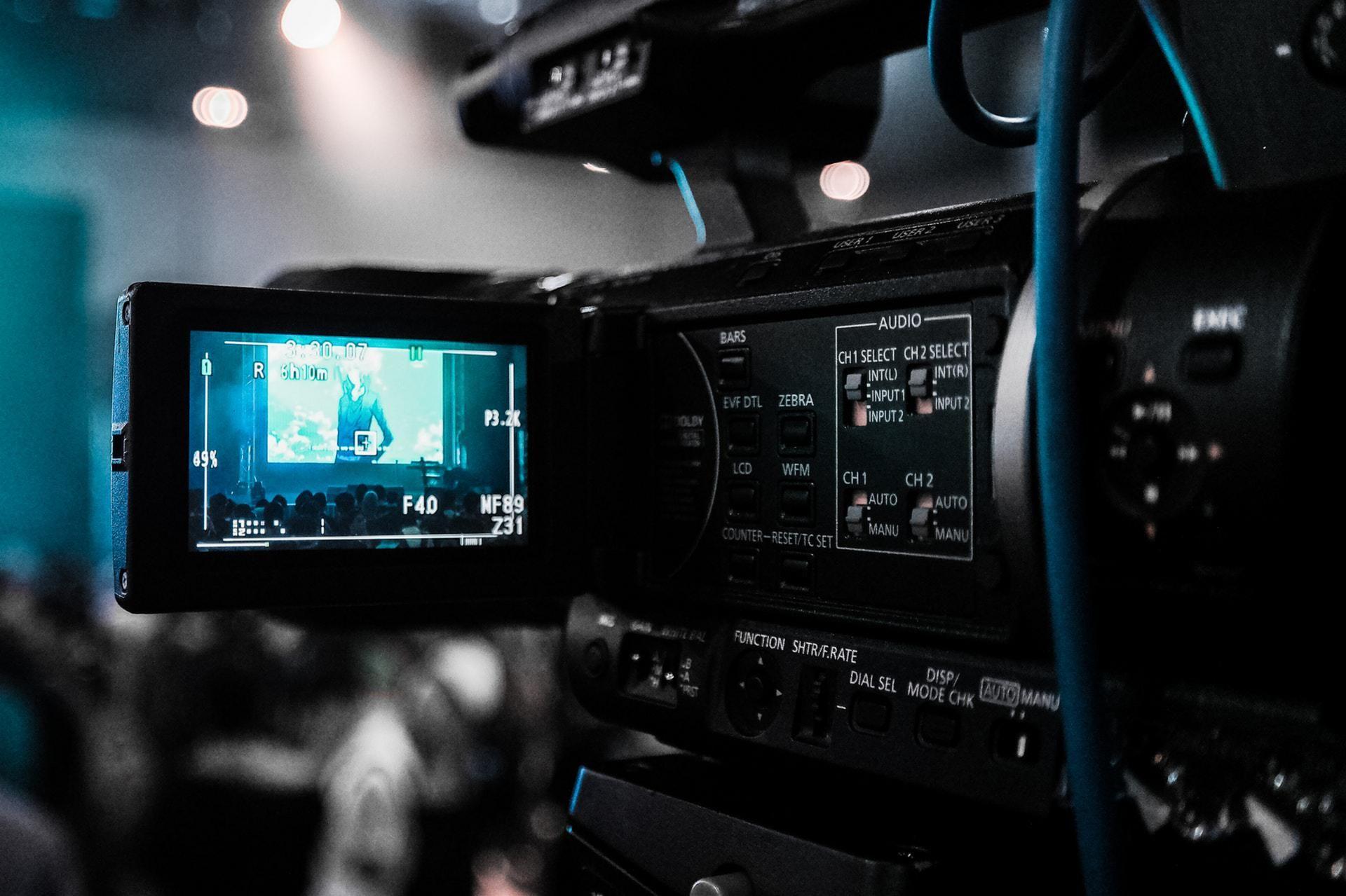 Filming a magnum opus in Saudi Arabia