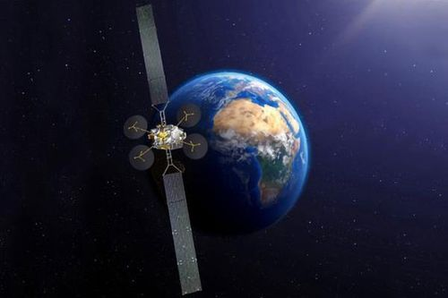 Eutelsat's all-electric KONNECT satellite ready to ship to launch site