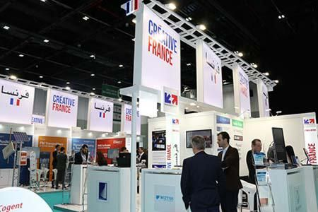 French pavillion brings audiovisual technology in focus at CABSAT