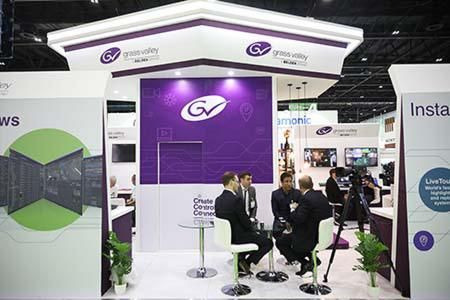Grass Valley showcases its media prowess at CABSAT