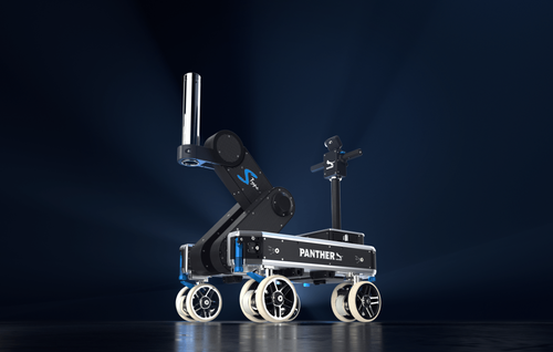 PANTHER S-TYPE DOLLY at CABSAT 2019