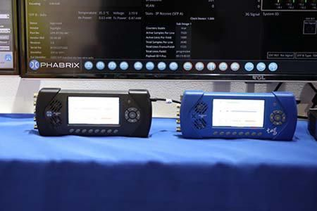 Phabrix takes the hybrid approach at CABSAT