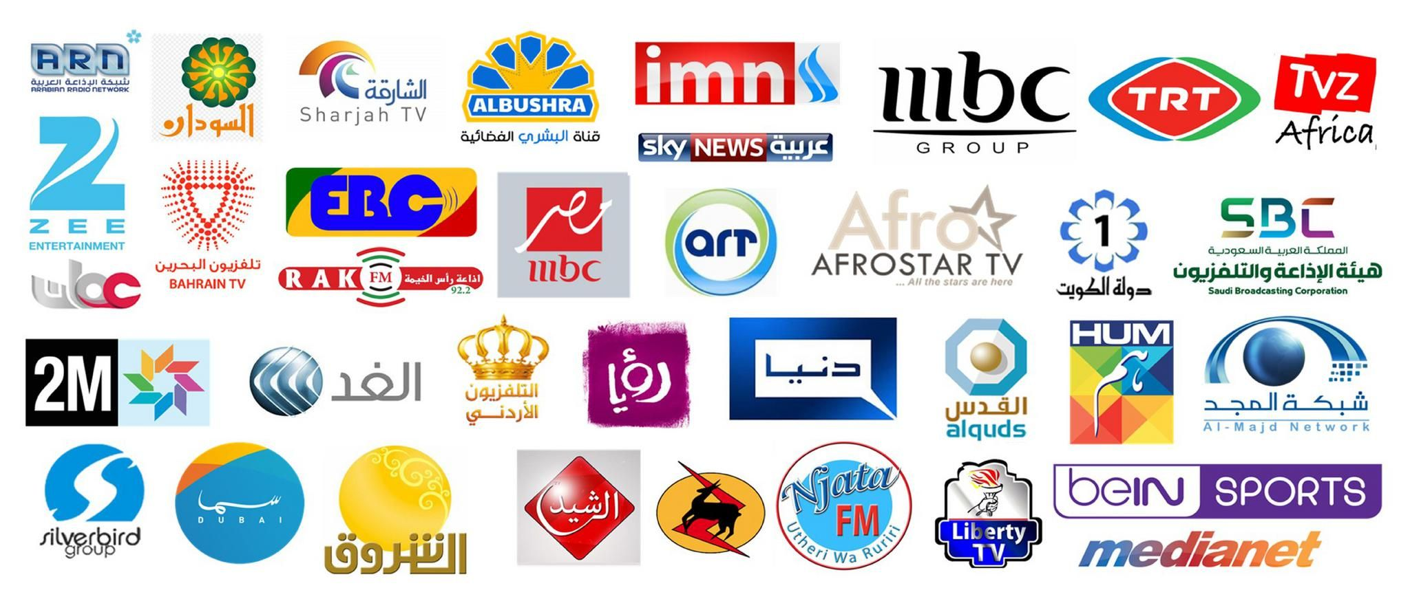 Middle East TV stations