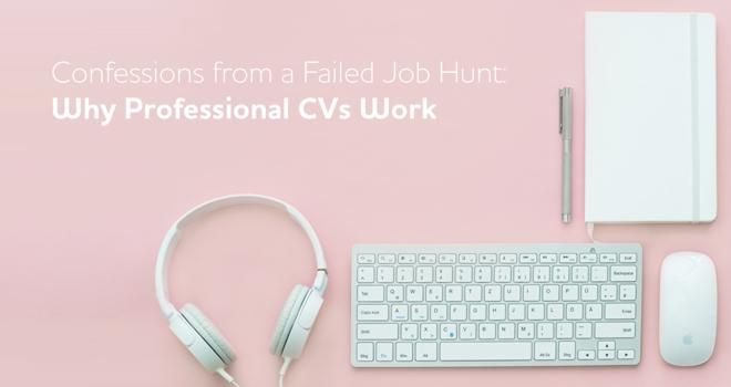 Why Professional CVs Work