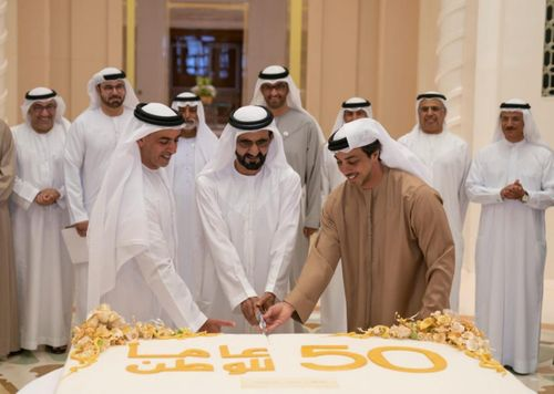 200% increase in Emiratisation: Sheikh Mohammad
