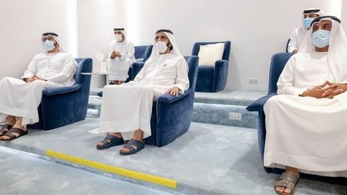 Sheikh Mohammed launches New Media Academy in Dubai