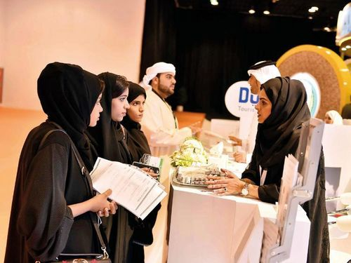 30,000 private sector jobs for Emiratis in 2019