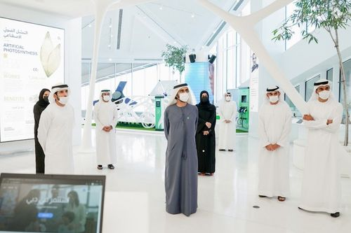 Sheikh Mohammed launches 'Invest in Dubai' platform to ease process of establishing businesses