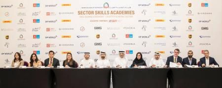 HCT joins forces with Mohre & 16 corporations to boost future careers with launch of sector skills academies