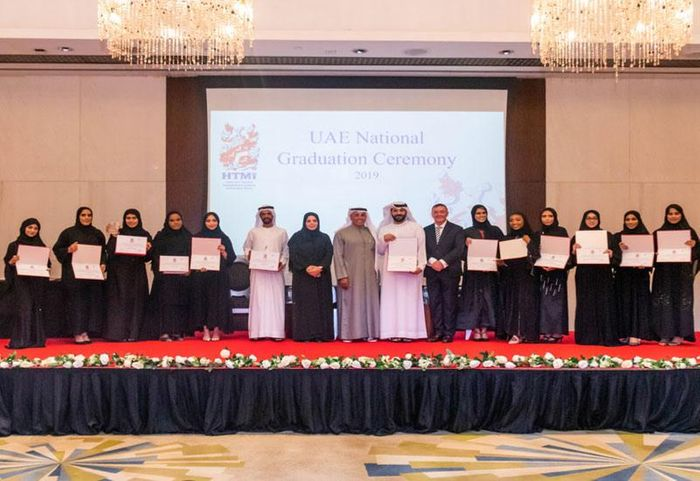 Emirati-centric hospitality training programmes celebrates first graduating class
