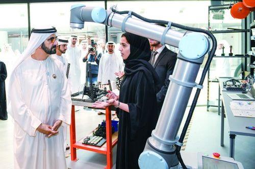 Empowering Emirati women in the UAE's manufacturing sector