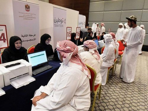 20,000 jobs eyed for Emiratis in key sectors