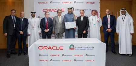 HCT and Oracle Partner to Train Students in AI & Emerging Technologies