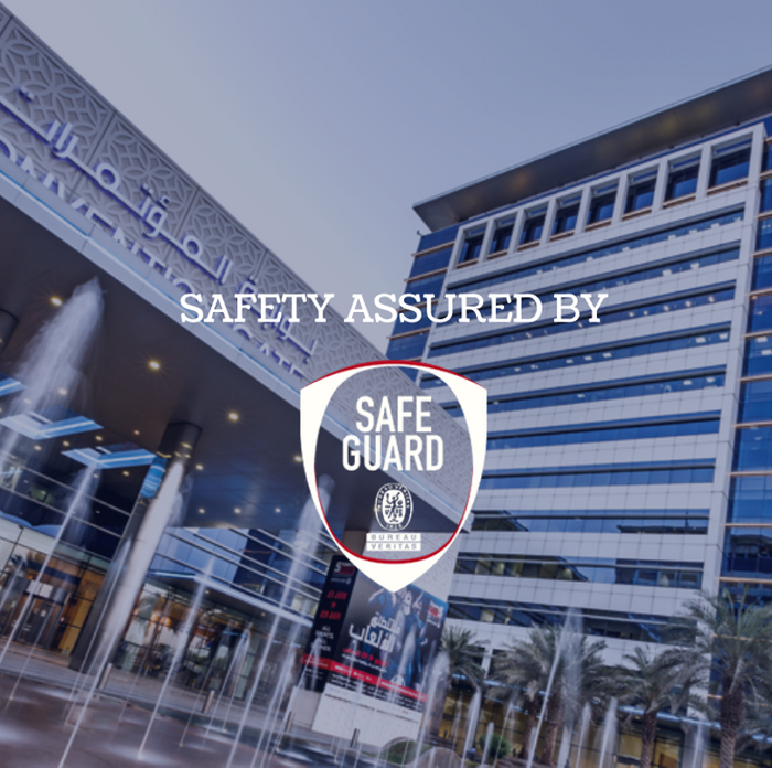 Bureau Veritas names DWTC first convention and exhibition centre in the Middle East to receive Safeguard Label