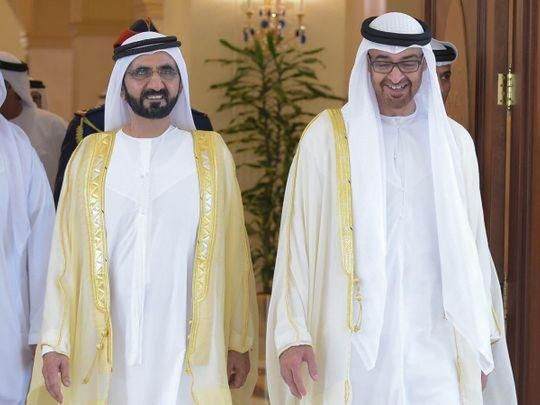 Sheikh Mohammed announces new UAE government structure