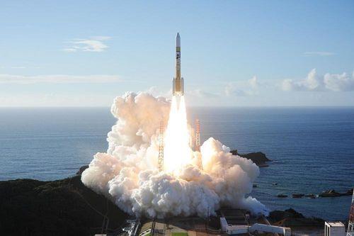 UAE Mars Mission: History made as Hope probe blasts off