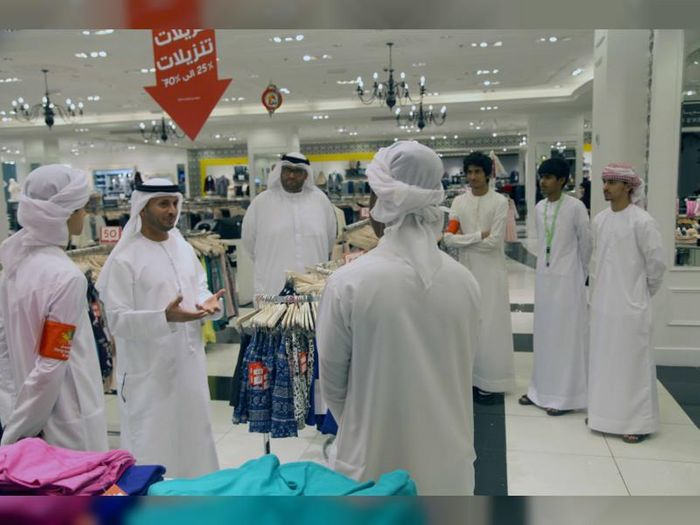 'Yes to Work' kicks-off, engages Emirati students
