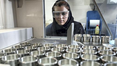 From aviation to aluminium, working Emirati women are proving their mettle