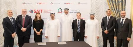HCT & Canada's SAIT partner to boost UAE national workforce opportunities