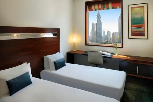 Rooms Novotel & Ibis Dubai World Trade Centre