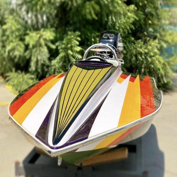 Tullio Abbate Kids: Boat Range made just for Kids