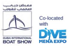 Dubai Boat show logo