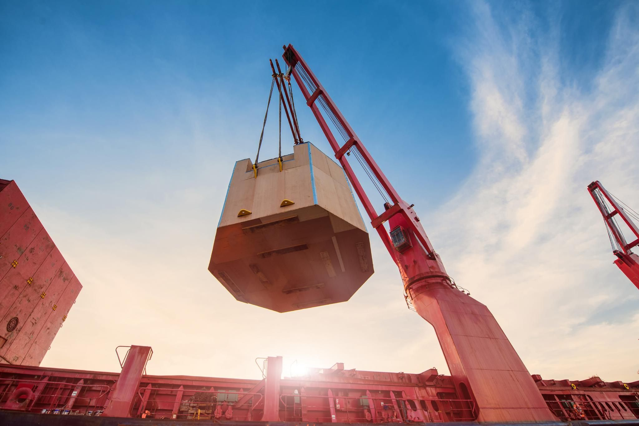 Lifting, Handling, Transportation and Storage Systems