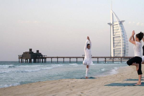 Dubai's Beachside Hotspots