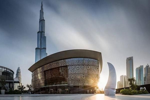 Experience the rhapsody of Dubai Opera