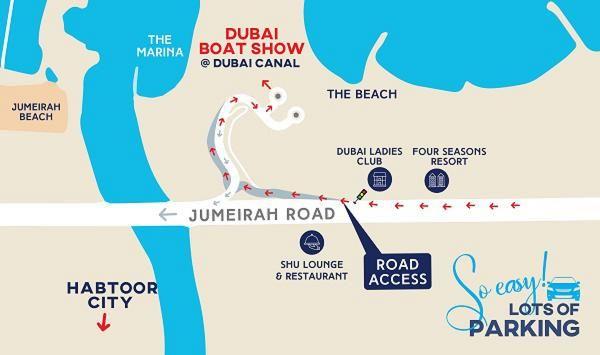 Boat Show Dubai