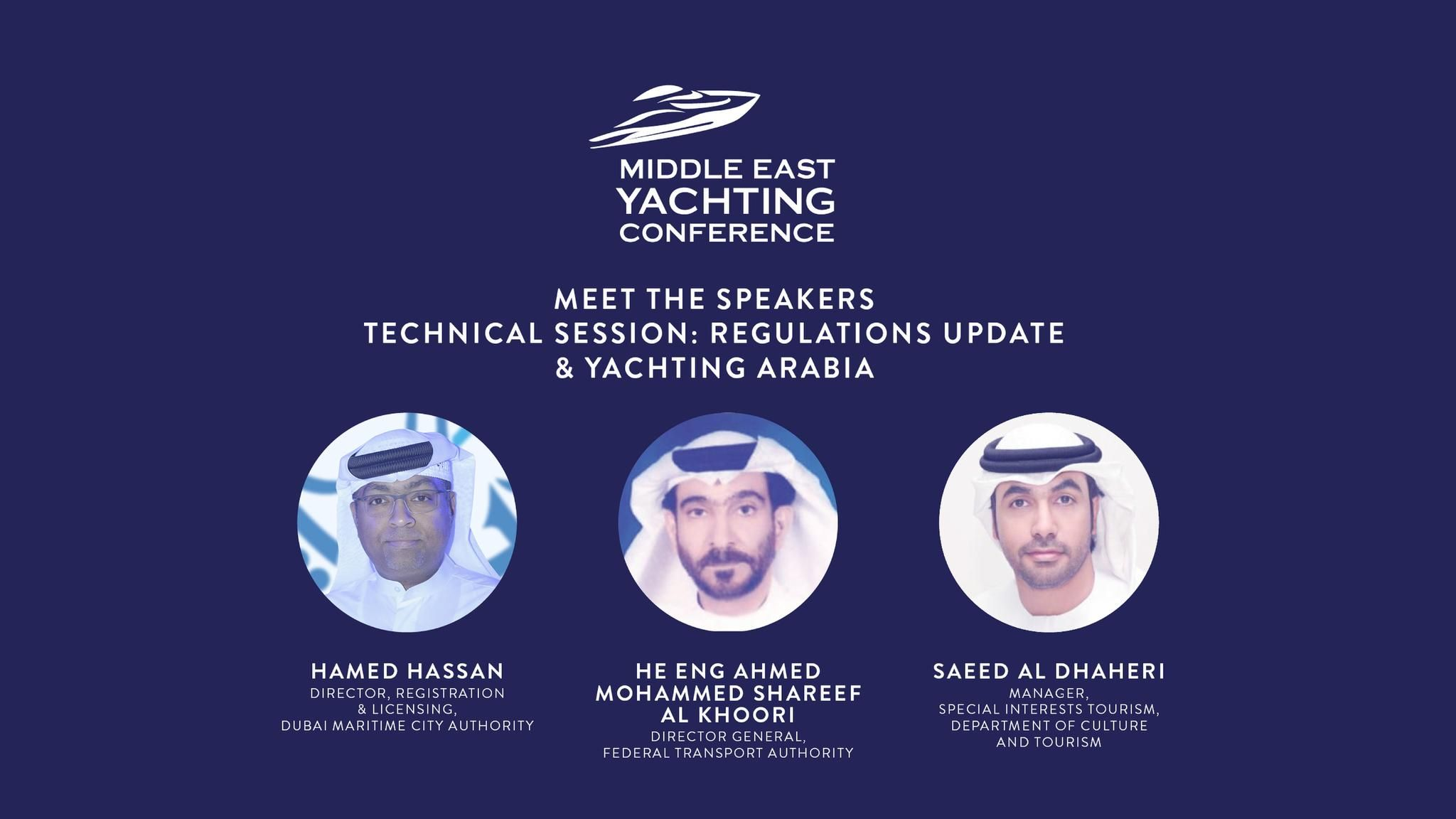 Middle East Yachting Conference