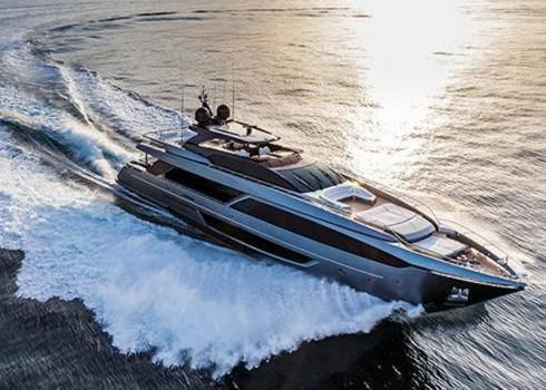 Image Yacht on the Sea 1