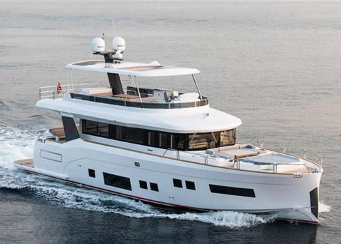 Image Yacht on the Sea 2