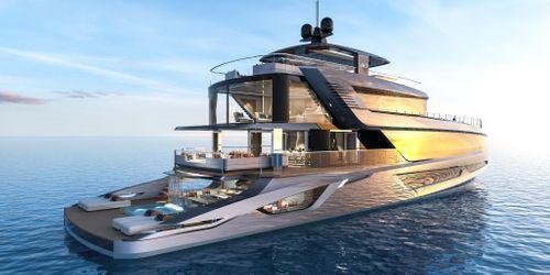 Elle.D 42 mt. - Gabriele Teruzzi Yacht & Design
