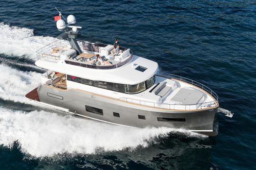 Sirena 58 - Sirena Yachts