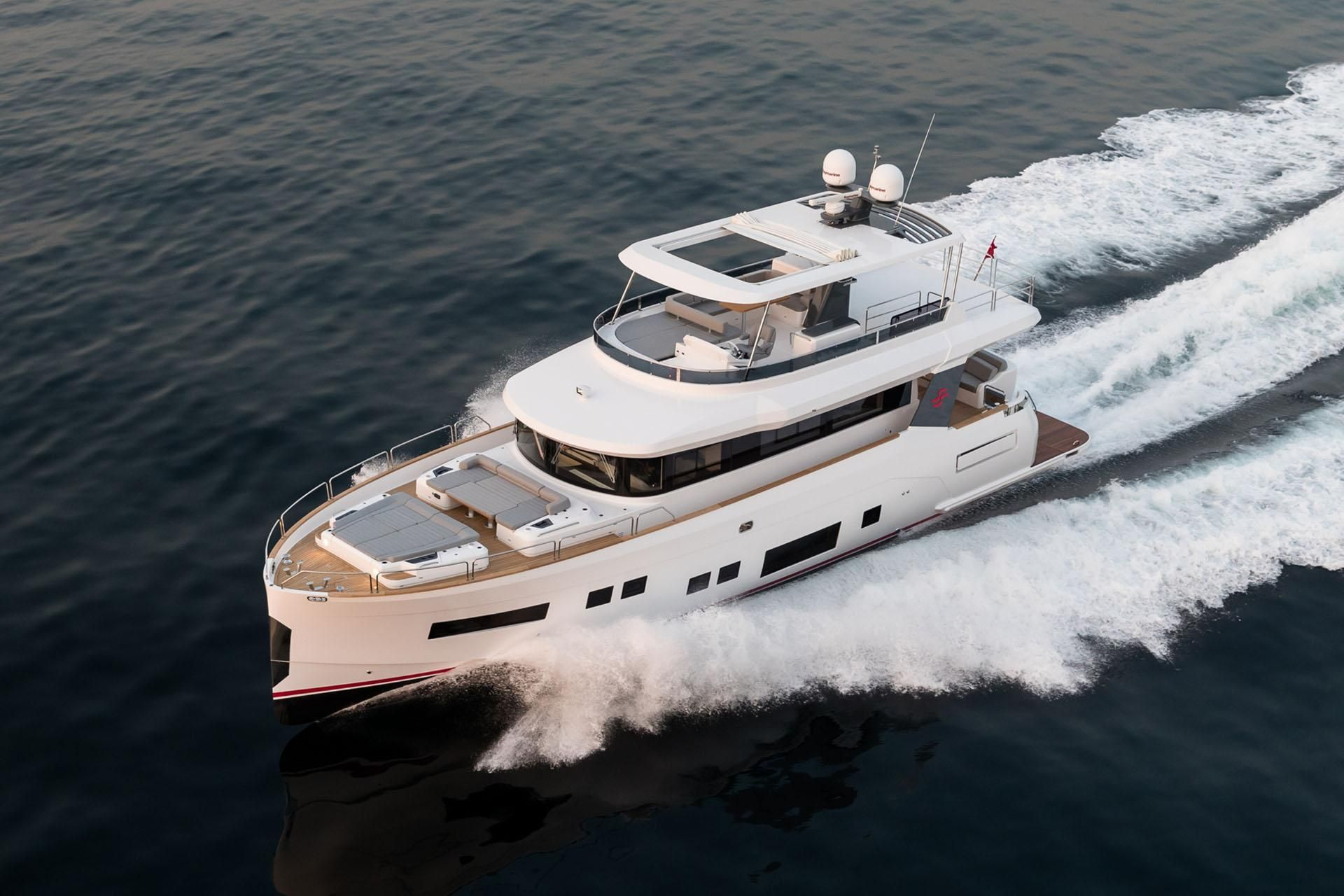 SAIM / Yacht Controller FZ-LLC
