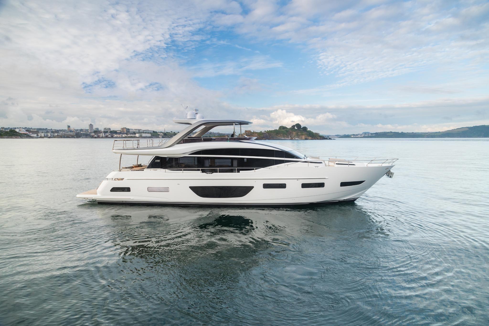 Princess Yachts Limited