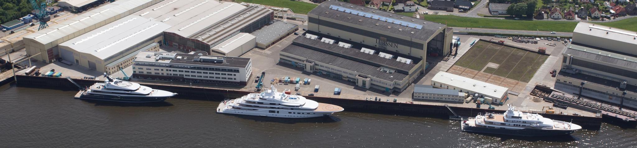 FR. Lurssen Werft GmbH & Co. KG