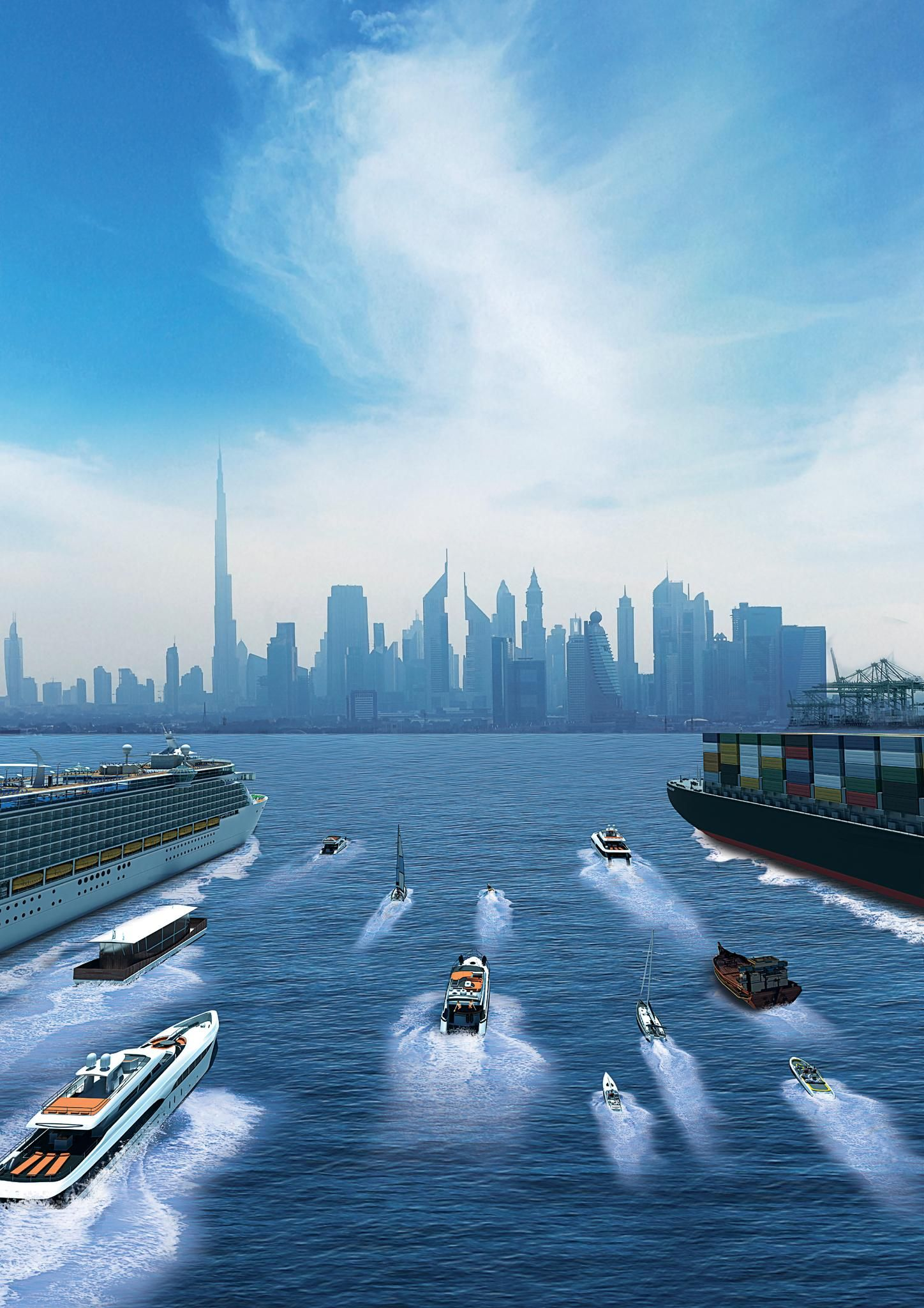Dubai Maritime City Authority