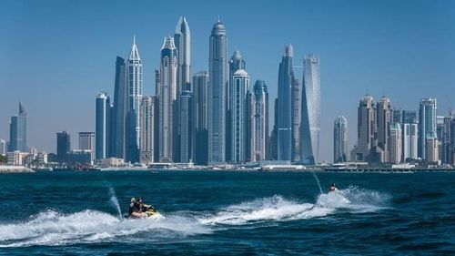 Dubai issues guidelines to restart water sports, sky diving