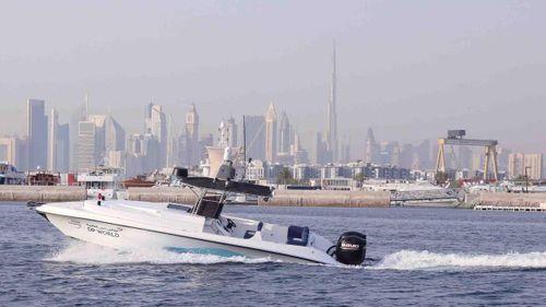 DP World launches autonomous security boats at UAE ports