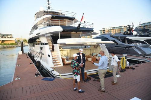 Gulf Craft successfully launches private viewings in